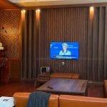 Sofa gỗ cao cấp Moraine SF06 photo review