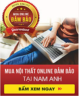 Mua nội thất online đảm bảo